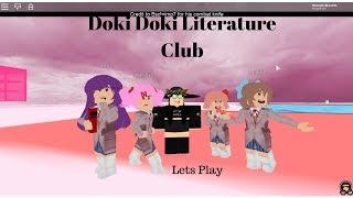 Explorer Doki Doki Literature Club Games à Roblox