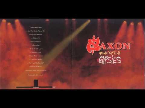 Saxon - Rock N' Roll Gypsies (Full Live Bootleg) 1989