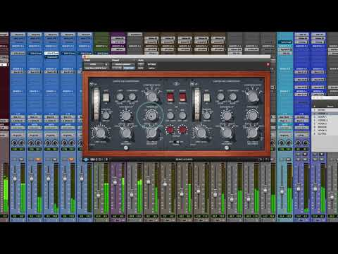 UA - Neve 2254/E - Mixing With Mike Plugin of the Week