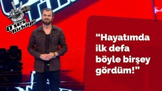 Bu kez yarışmacıdan vaat geldi! | O Ses Türkiye 2018
