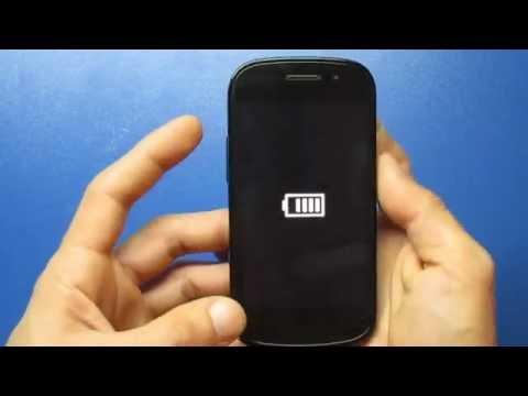 Samsung gt-I9023 Nexus S hard reset