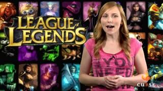 League Of Legends Update 10-4-12