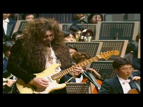 Yngwie Malmsteen - Icarus' Dream Suite Op. 4 [Japanese Philharmonic Orchestra]