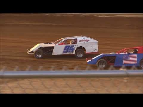 Sport Mod Heat #1 from Jackson County Speedway, June 15th, 2018.