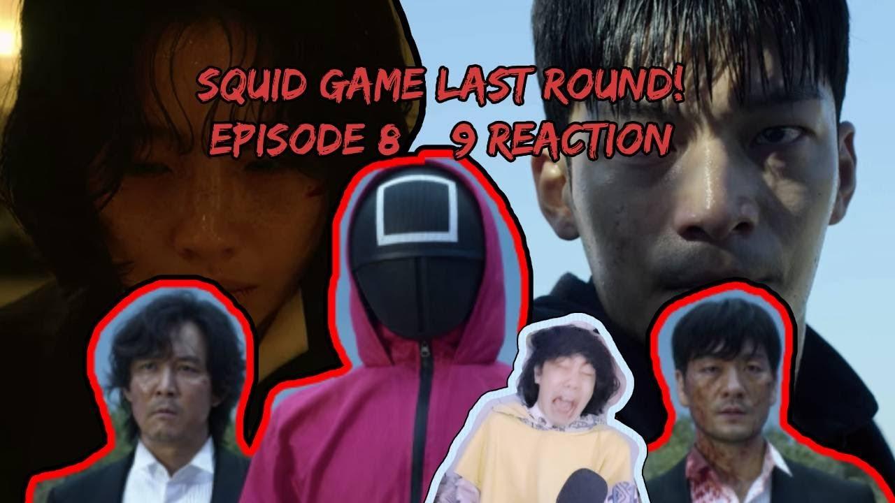 Download Squid Game's LAST ROUND .. SPEECHLESS! Ep 8 + 9 Reaction | 오징어게임
