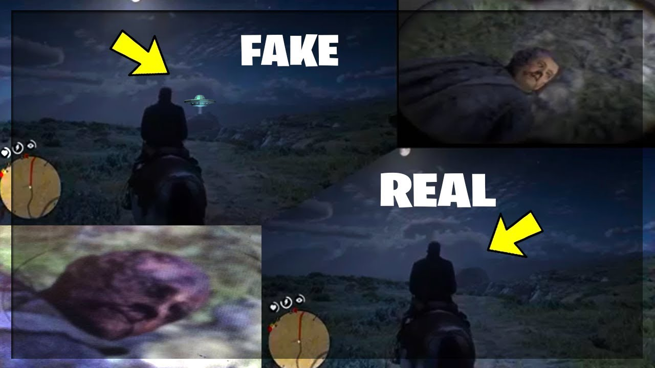Ufo Rdr2 Every Red