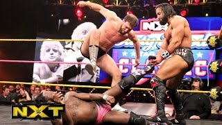 No Way Jose & Rich Swann vs. Drew Gulak & Tony Nese – Dusty Classic: WWE NXT, 19. Oktober 2016
