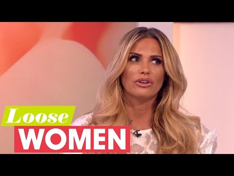 Katie Price's On Her Page 3 Money And Never Lending | Loose Women
