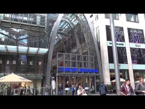Hamburg Monckebergstraße Shopping Street (Hamburg Monckebergstrasse)