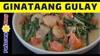 How to Cook Ginataang Gulay - Panlasang Pinoy