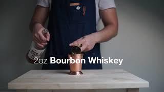 Classic Cocktail Recipe: Mint Julep | Sip Sensei