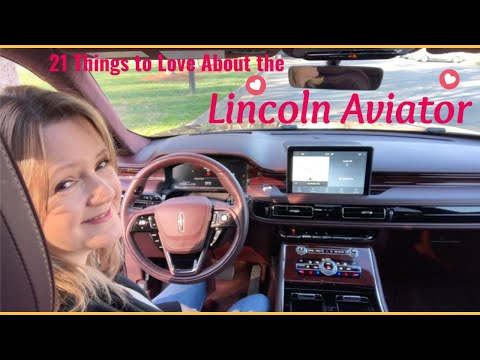 21 Ways The Lincoln Aviator Is Awesome