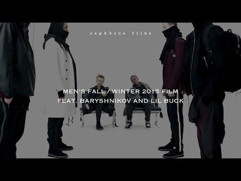 rag & bone Men's Fall/Winter 2015 Film feat. Baryshnikov and Lil Buck