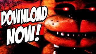 Five Nights at Freddy The Silver Eyes: DOWNLOAD NOW!