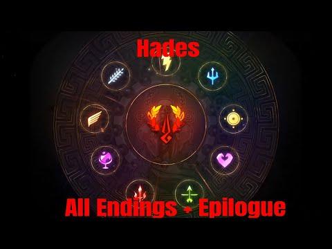 Hades All Endings+epilogue