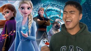 Frozen 2   Into The Unknown  Panic! At The Disco Version