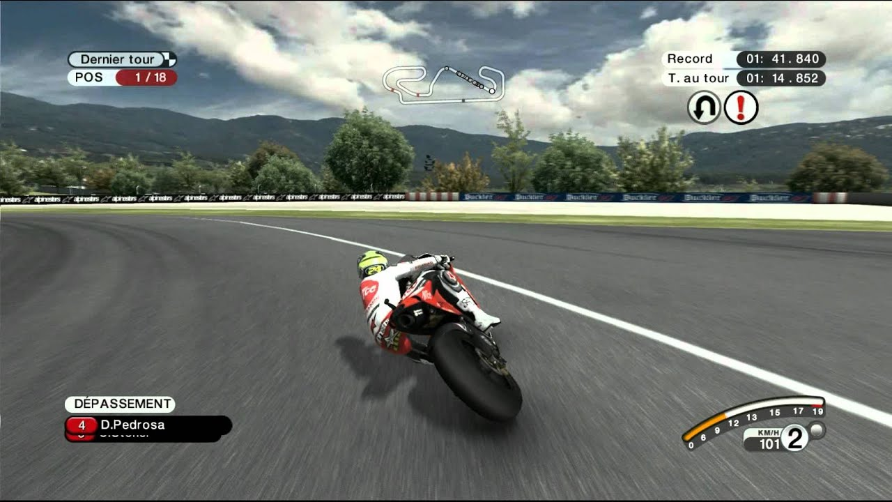 MotoGP 08 Free Download Full PC Game