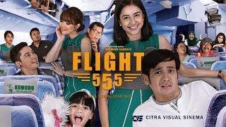 Nonton Full Film Komedi Indonesia | Flight 555