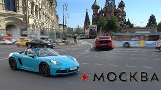 Москва. Столица России. Интересные Факты о Москве 4K