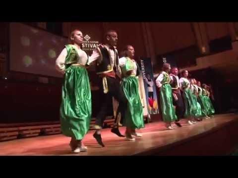 Bosnia Herzegovina Folkdance 2015