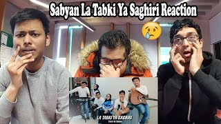 [7.21 MB] La Tabki Ya Saghiri - Cover by Sabyan Reaction | Bros React
