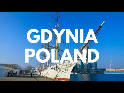 Gdynia: My Trip to The Beautiful Port City of Poland