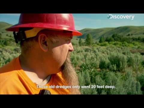 Team Hoffman ventures into new territory - Gold Rush