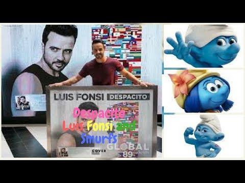 The Smurfs Menyanyikan Lagu Luis Fonsi's DISPATCH Yang Paling Banyak