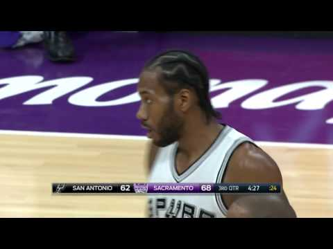 Dewayne Dedmon Full Game Highlight VS Sacramento Kings(12Points,7Rebounds,4Blocks)