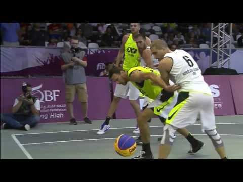 Novi Sad Al Wahda - Ljubljana - Men's Final FIBA 3x3 All Stars Qatar