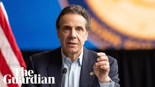 Coronavirus: New York Governor Cuomo gives an update – watch live