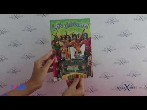 Bollywood Musical Greeting Card by BollyXpress - Dil Bole Hadippa