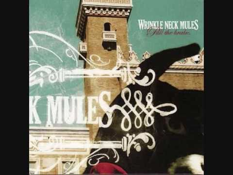 Wrinkle Neck Mules - When Things Unravel