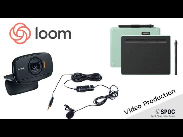 Loom EP.1 (การติดตั้งโปรแกรม loom บน PC)