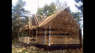 Срубы бань и домов(, 2013-11-19T15:46:02.000Z)