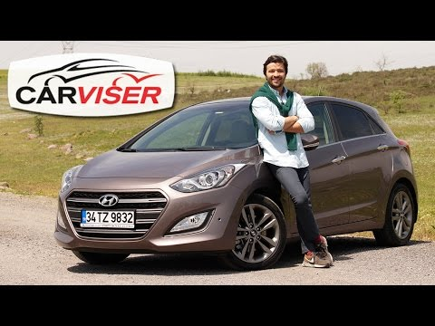 Hyundai i30 1.6 Dizel DCT Test Sürüşü - Review (English subtitled)