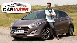 Hyundai i30 1.6 Dizel DCT Test Sürüşü - Review (English subtitled)