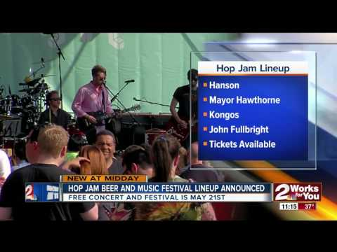 Hop Jam Beer and Music Festival announces lineup