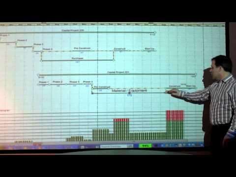 Capital Planning using NetPoint Software