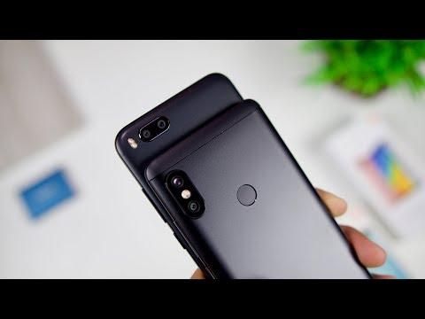 Redmi Note 5 Pro vs Mi A1 Detailed Camera Comparison