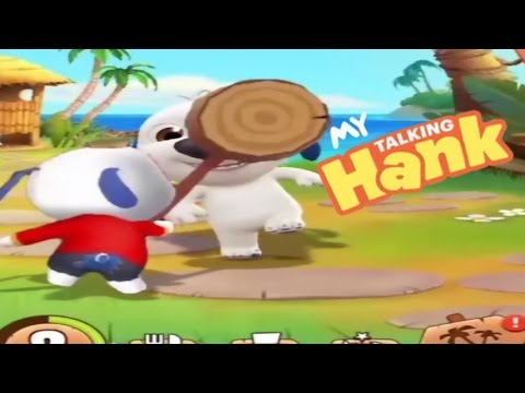 My Talking Hank - HANK VS HANK | My Talking Dog 2