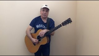 Paul Simon - The Boxer (Acoustic Version March 2020)