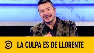 La Despedida del Negro de WhatsApp   La Culpa Es De Llorente   Comedy Central LA