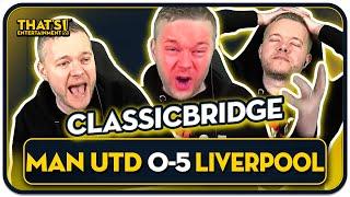 GOLDBRIDGE Best Bits   Man United 0-5 Liverpool