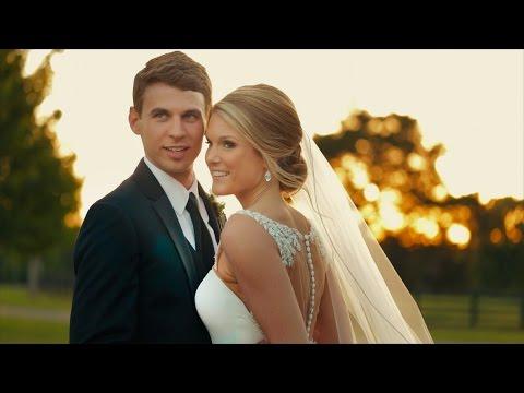 A Story of Love & Loss   Providence Hill Farm Wedding Video {Kristin & Adam}