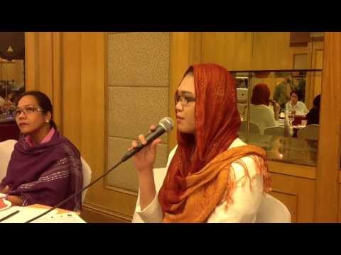 Internal Migration of Muslim Women Affected By Conflict - Mindanao Women on the Peace Process