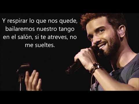 Pablo Alborán - Prometo (Letra)