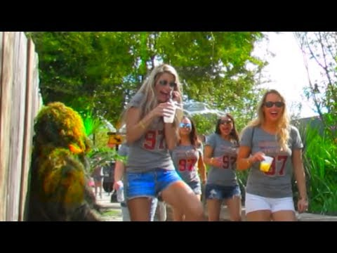 BUSHMAN PRANK AT JOURNEY AND DEF LEPPARD