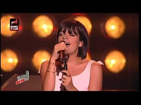 Lily Allen - Fuck you (Live NRJ Music Tour)