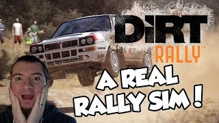 DiRT Rally Early Access Gameplay - THE RETURN OF THE RALLY SIM?!